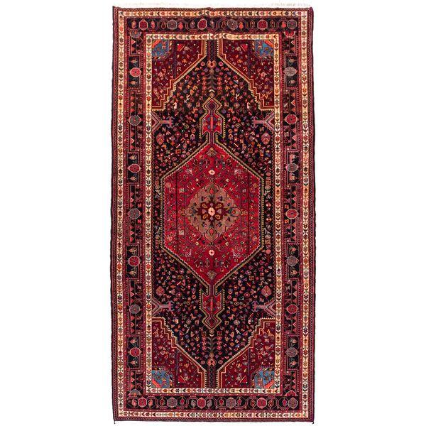فرش دستبافت قدیمی شش متری سی پرشیا کد 102217