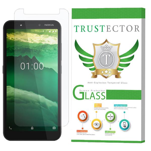 محافظ صفحه نمایش تراستکتور مدل SMP-T مناسب برای گوشی موبایل نوکیا C2