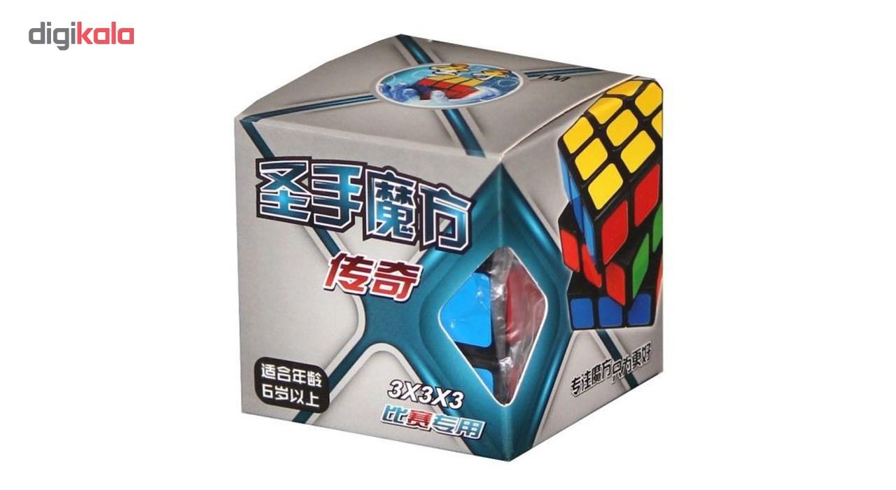 مکعب روبیک شنگ شو مدل 7133A مسابقه ای