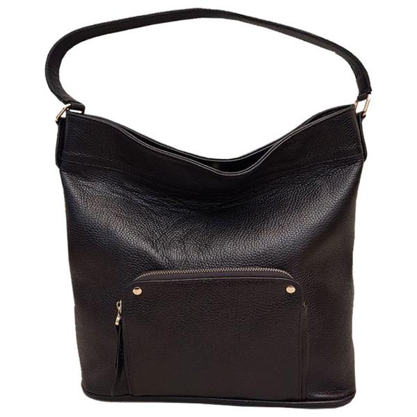 کیف دوشی زنانه چرم آنیل مدل آرشیدا