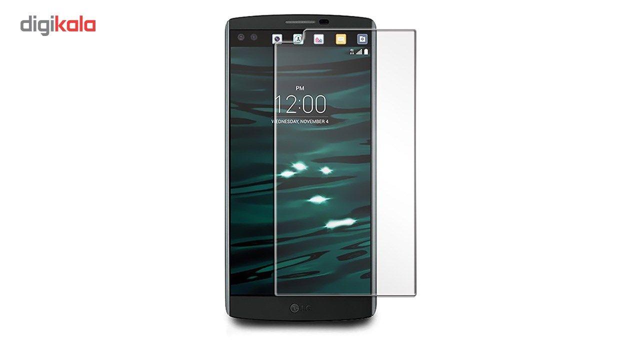 محافظ صفحه نمایش شیشه ای کوالا مدل Tempered مناسب برای گوشی موبایل ال جی V10 main 1 2