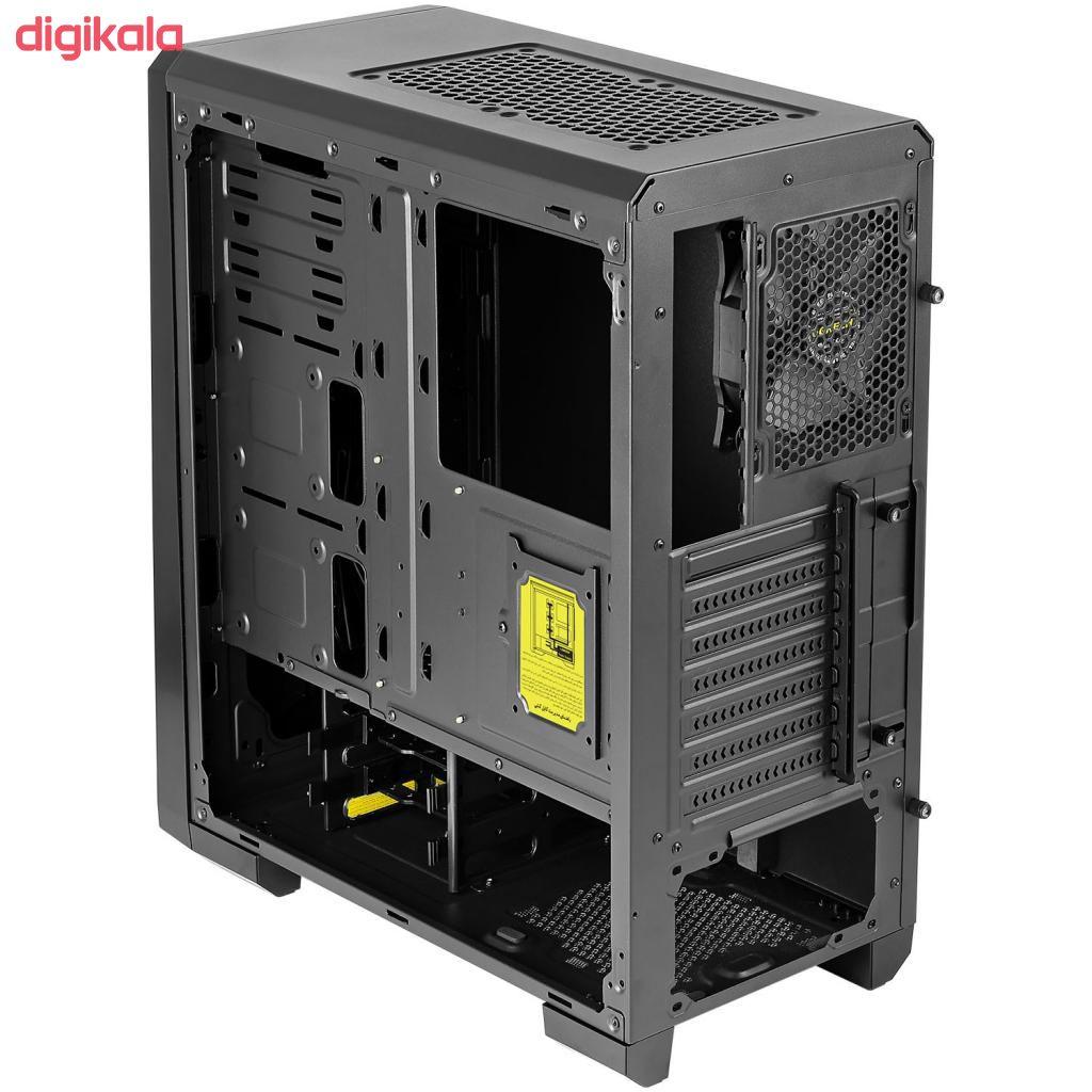 کیس کامپیوتر گرین مدل PARS EVO main 1 2
