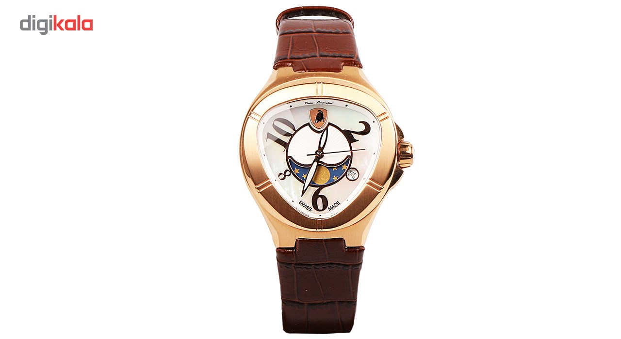 خرید ساعت مچی عقربه ای مردانه تونینو لامبورگینی مدل TL-709