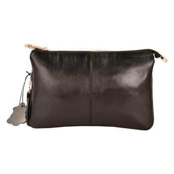 کیف رو دوشی چرم طبیعی کهن چرم مدل V157