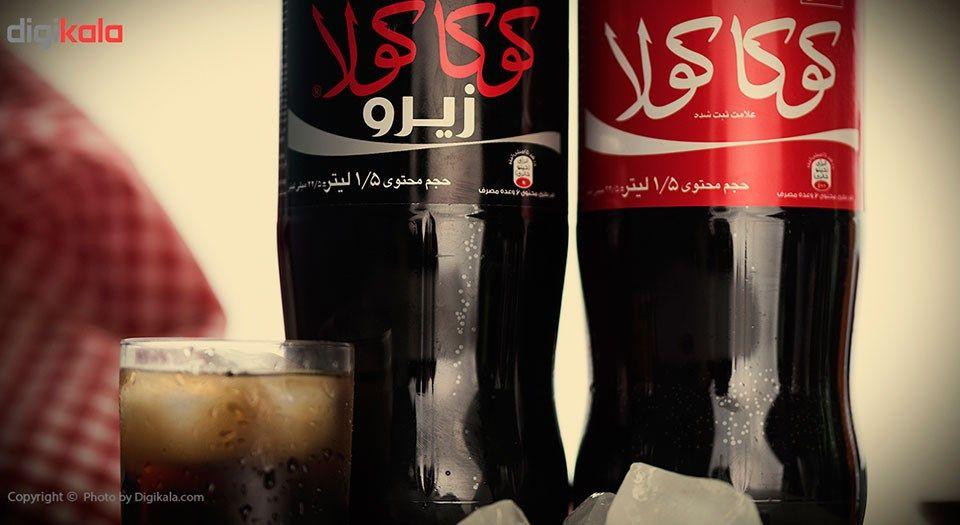 نوشابه کولا کوکاکولا مقدار 1.5 لیتر main 1 4