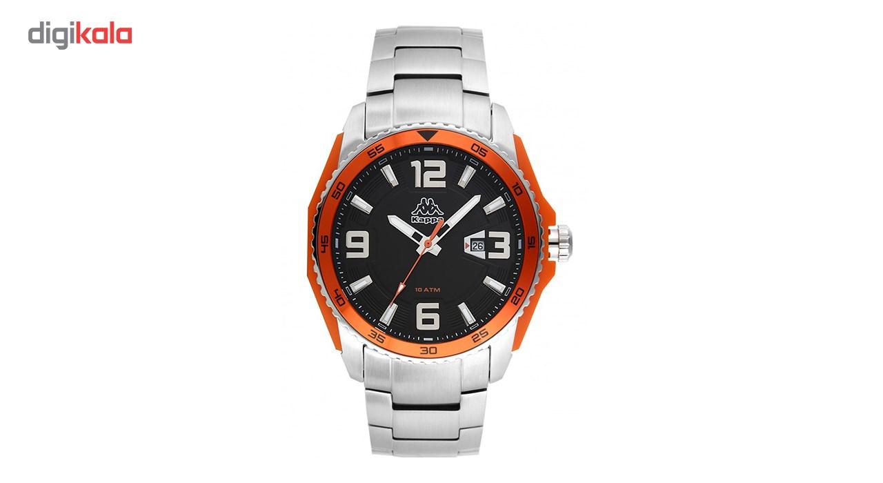 خرید ساعت مچی عقربه ای  کاپا مدل 1407m-b