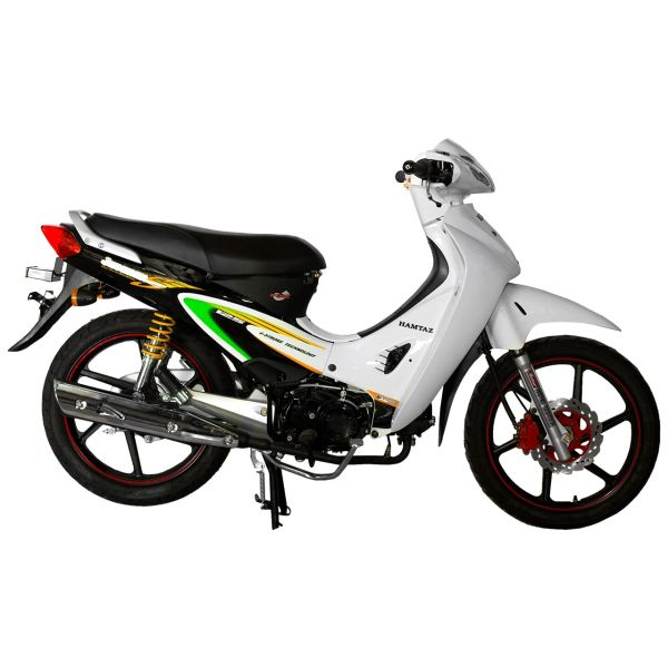 موتور سیکلت همتاز مدل جوانان 125 سال 1396