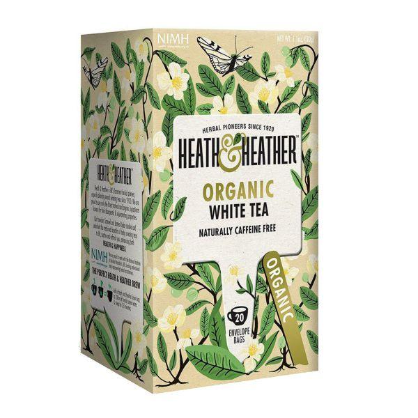 بسته دمنوش هیت و هیتر مدل White Tea
