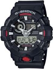 ساعت مچی عقربه ای مردانه کاسیو جی شاک مدل GA-700-1ADR -  - 1
