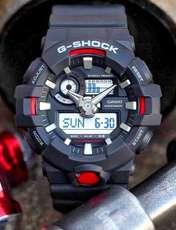 ساعت مچی عقربه ای مردانه کاسیو جی شاک مدل GA-700-1ADR -  - 6