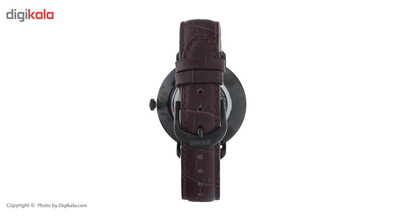ساعت مچی عقربه ای مردانه جاست کاوالی مدل JC1G012L0045 -  - 2