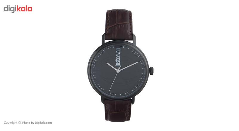 ساعت مچی عقربه ای مردانه جاست کاوالی مدل JC1G012L0045