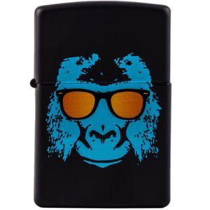 فندک زیپو مدل Ape With Shades کد 28861