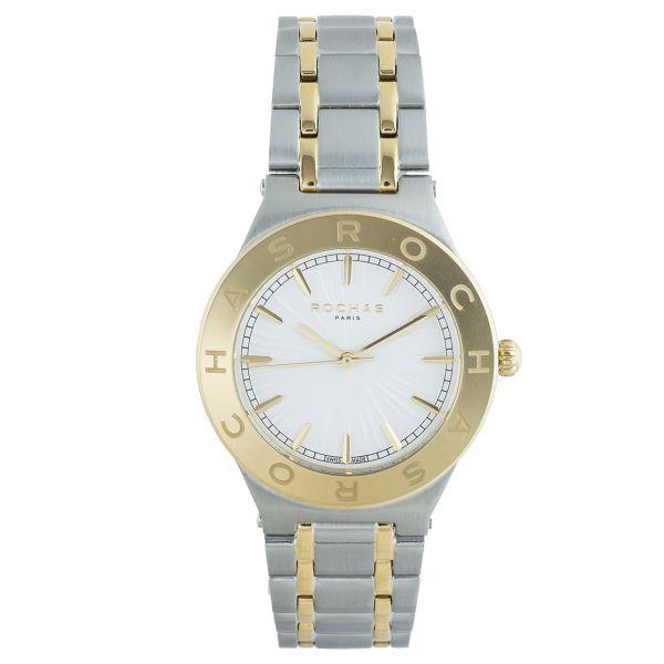ساعت مچی عقربه ای زنانه روشاس مدل RP1L006M0101