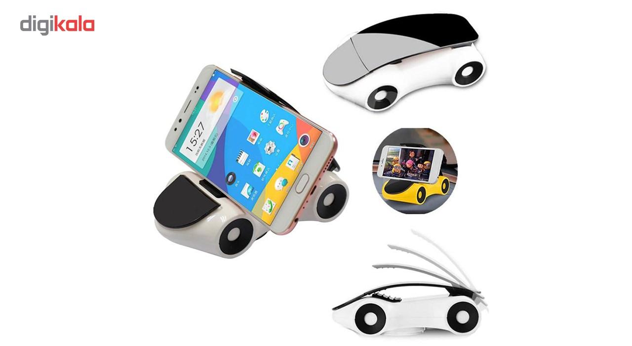 پایه نگهدارنده گوشی موبایل مدل Top Car main 1 3