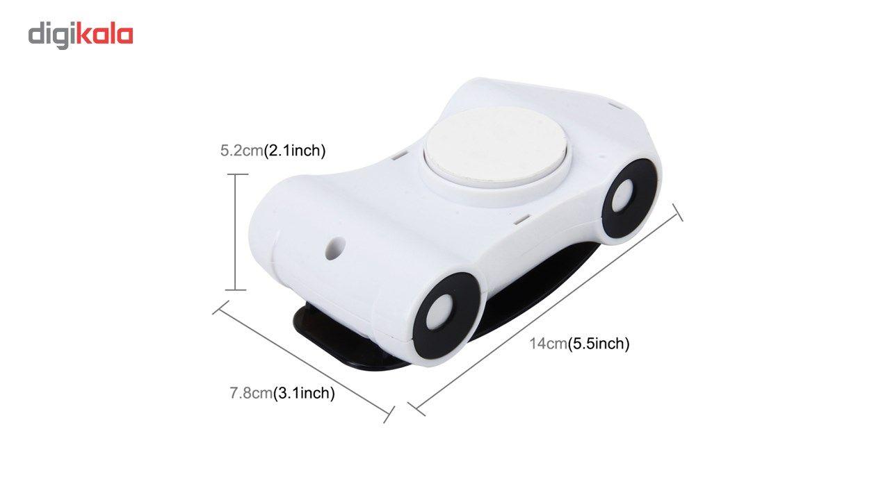 پایه نگهدارنده گوشی موبایل مدل Top Car main 1 4