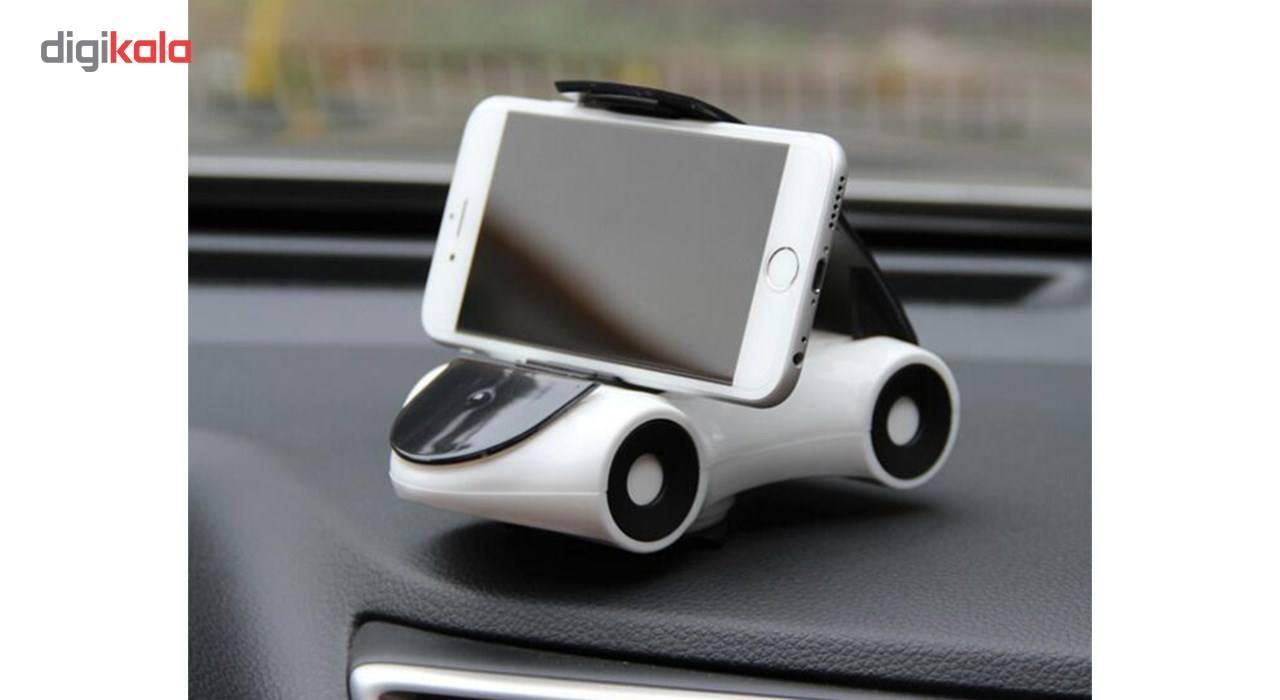 پایه نگهدارنده گوشی موبایل مدل Top Car main 1 5