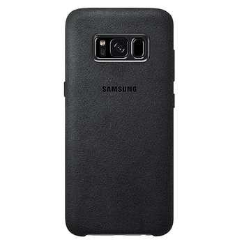 کاور مدل Alcantara مناسب برای گوشی موبایل سامسونگ Galaxy S8 Plus