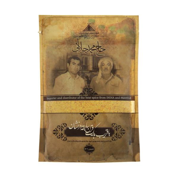پودر سوخاری حاج محمد جلالی با طعم سیر و کره  - 150 گرم