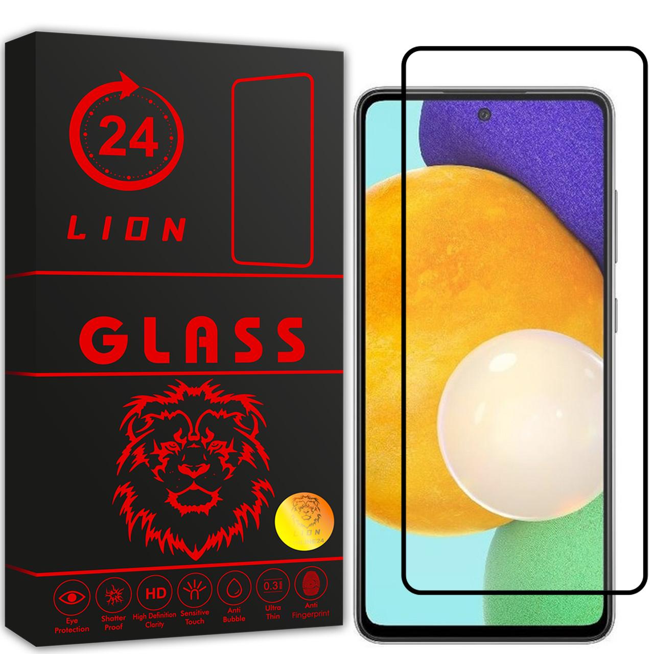 محافظ صفحه نمایش لاین مدل  RT007 مناسب برای گوشی موبایل سامسونگ Galaxy A52 5G