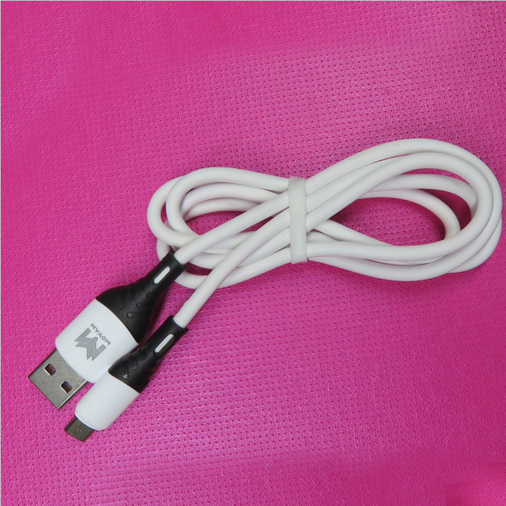 کابل تبدیل USB به microUSB مویان مدل MC-05 طول 1 متر