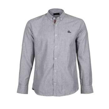 پیراهن آستین بلند مردانه ناوالس مدل lry-bk