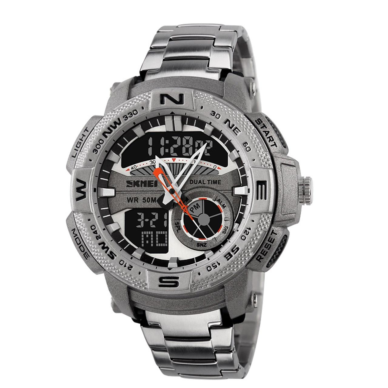 ساعت مچی دیجیتالی مردانه اسکمی مدل 1121 3