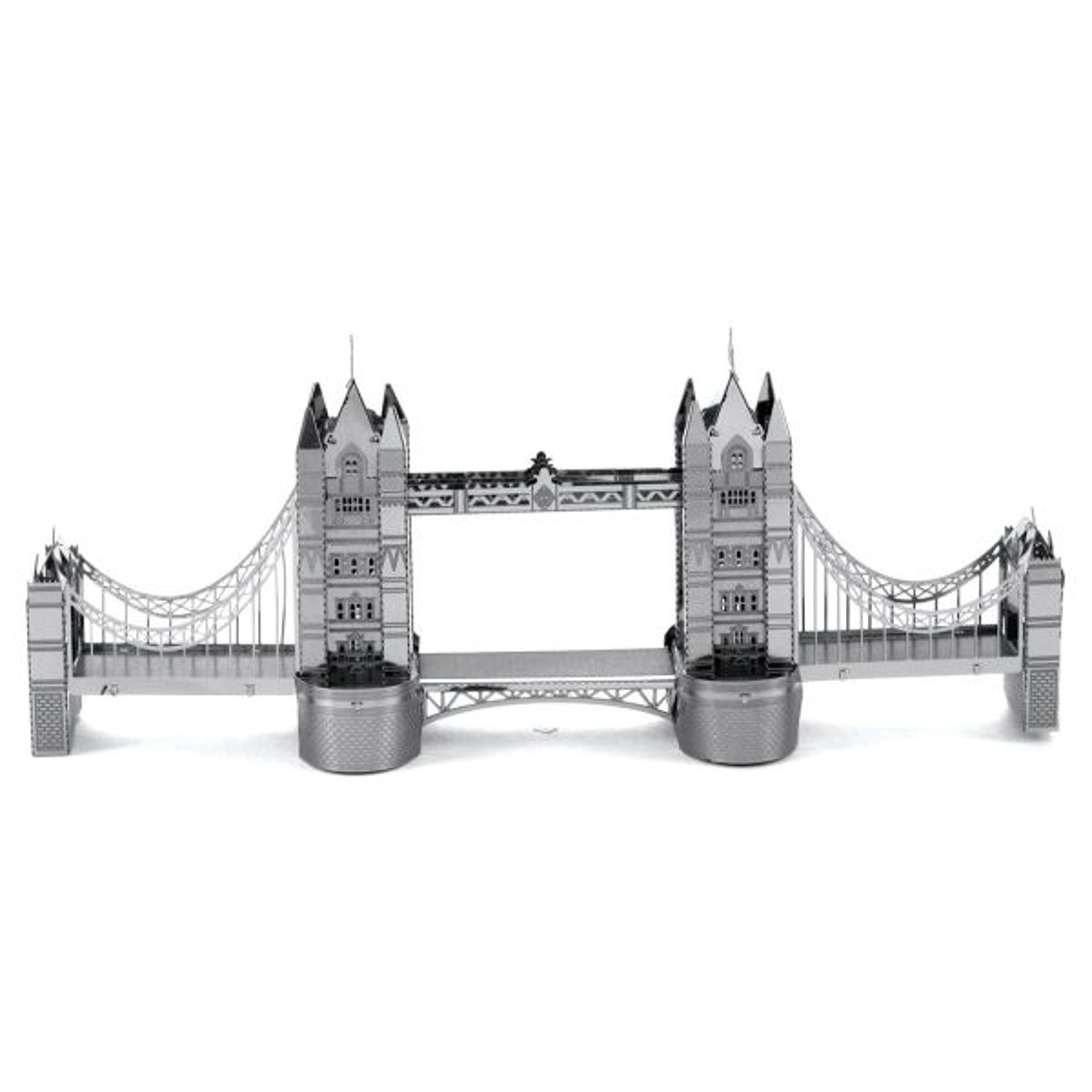 پازل سه بعدی فلزی مدل Tower Brideg