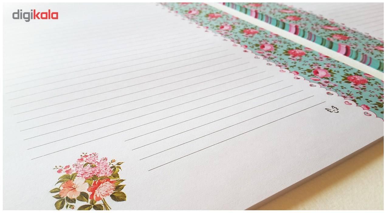 کاغذ یادداشت ستوده کد sbox030 سایز A4 بسته 50 عددی main 1 2