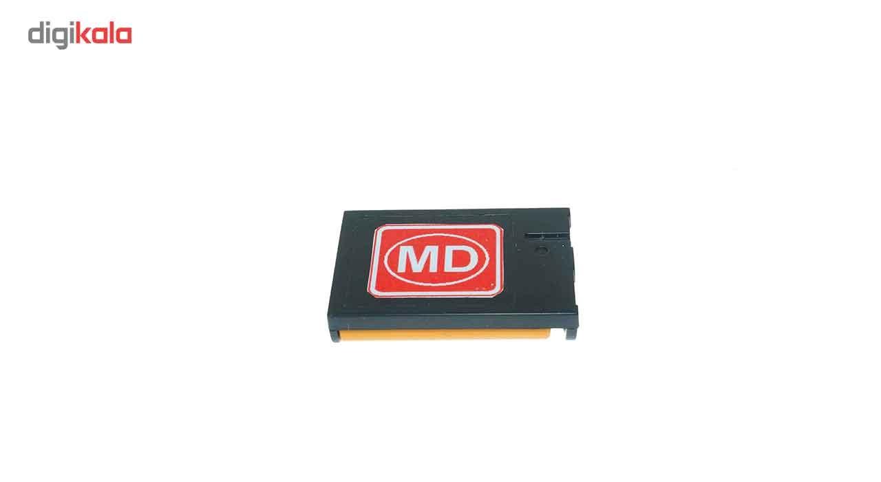 قیمت                      باتری تلفن بی سیمMD مدلHHR-P107