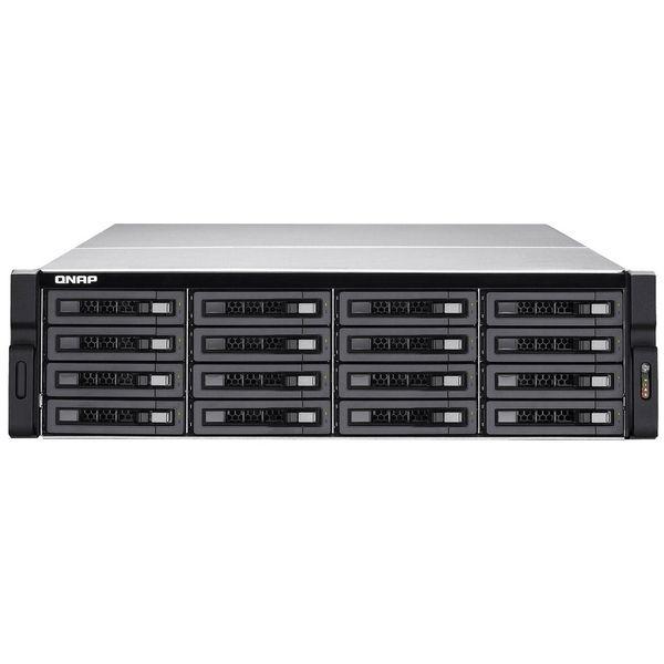 ذخیره ساز تحت شبکه بدون هارد دیسک کیونپ مدل TVS-EC1680U QNAP |