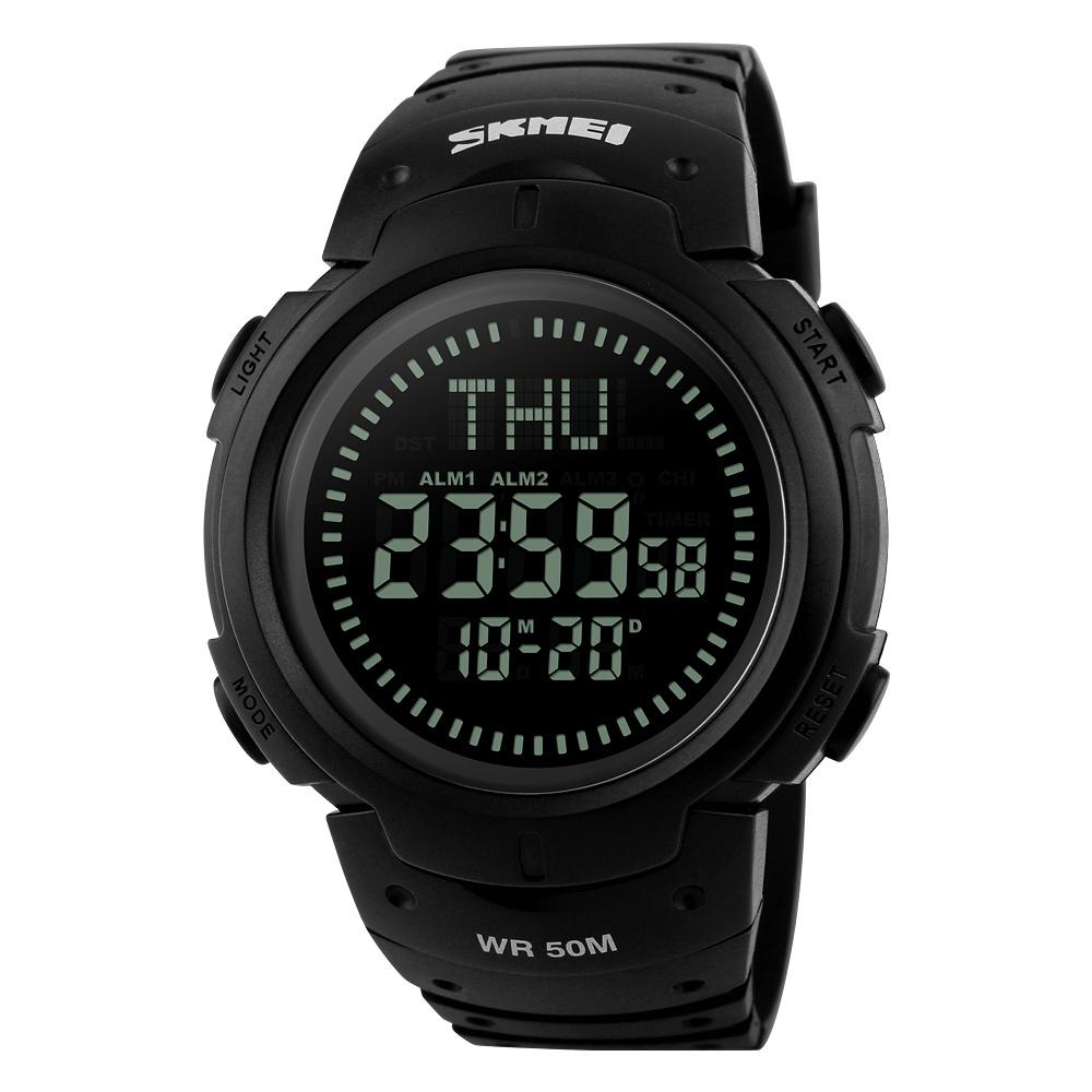 قیمت و خرید                       ساعت مچی دیجیتال مردانه اسکمی مدل 1231M-NP