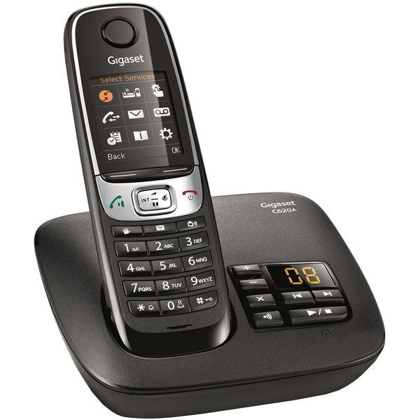 تلفن بی سیم گیگاست مدل C620 A