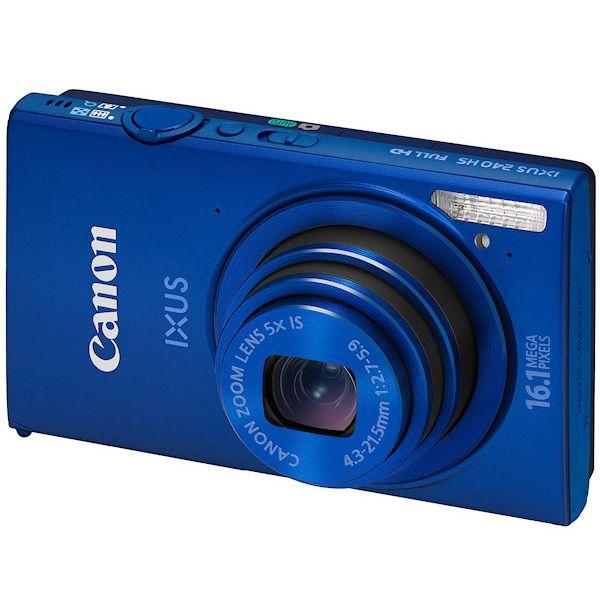 دوربین دیجیتال کانن ایکسوز 240 اچ اس (پاورشات ای ال پی اچ 320 اچ اس)