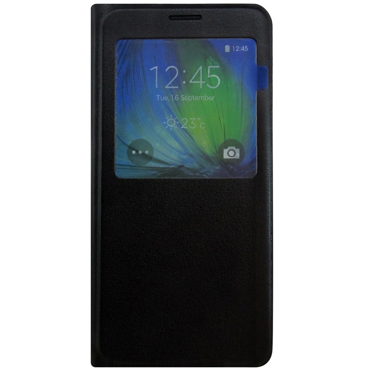 کیف گوشی مدلBook Cover مناسب برای گوشی موبایل سامسونگ گلکسی Note 5