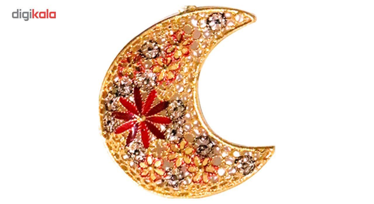 گردنبند شیک کده مدل ماه -  - 4