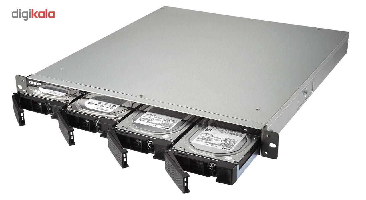 ذخیره ساز تحت شبکه کیونپ مدل TS-453BU-RP-4G
