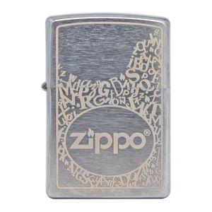 فندک زیپو مدل Zippo ABCS کد 29458