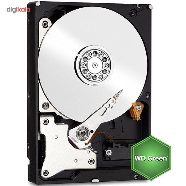 هارددیسک اینترنال وسترن دیجیتال سری سبز مدل WD5000AZRX ظرفیت 500 گیگابایت main 1 7