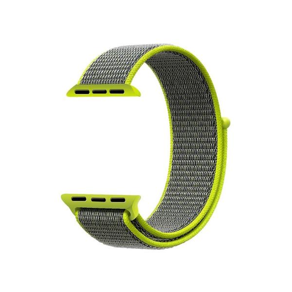 بند نایلونی مدل Sport loop مناسب برای اپل واچ 38 میلی متری