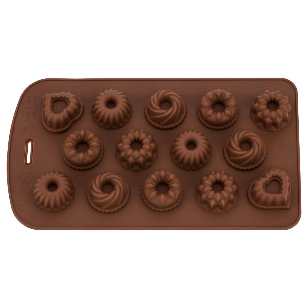 قالب شکلات والری مدل فستیوال