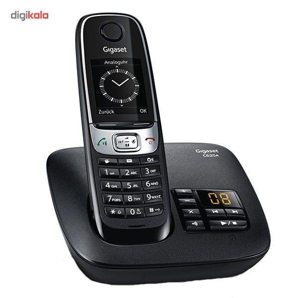 تلفن بی سیم گیگاست مدل C620 A main 1 2