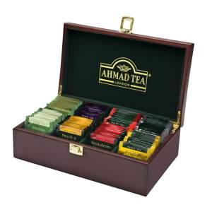 بسته چای کیسه ای چای احمد مدل Tea Keepr هشت بسته 10 عددی