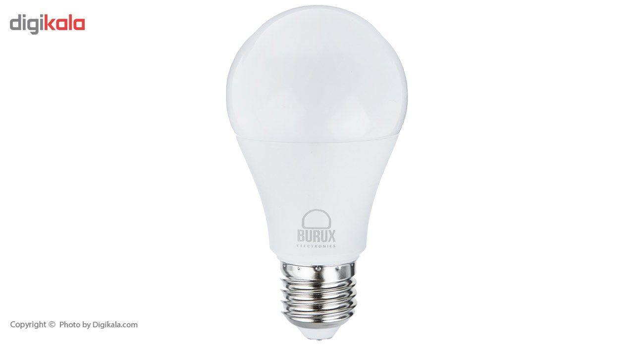 لامپ ال ای دی 10 وات بروکس مدل 5322-A60 پایه E27 main 1 1