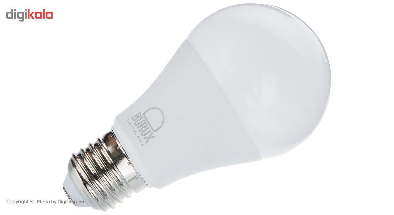 لامپ ال ای دی 10 وات بروکس مدل 5322-A60 پایه E27 main 1 2