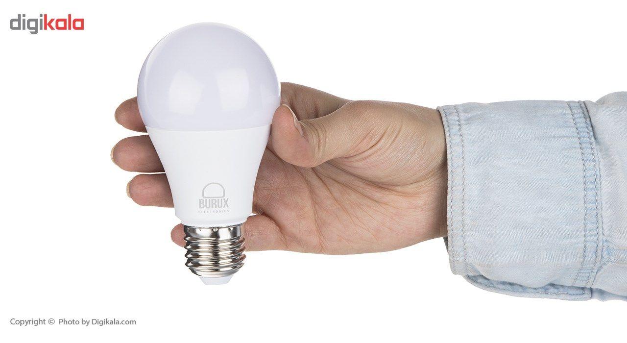 لامپ ال ای دی 10 وات بروکس مدل 5322-A60 پایه E27 main 1 3