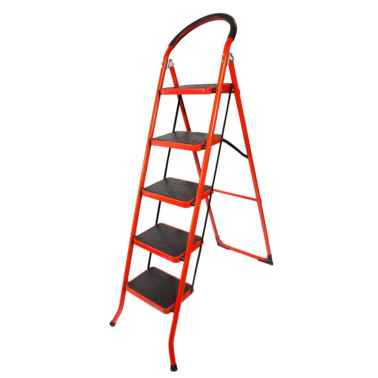 نردبان پنج پله دکور آسان مدل P5