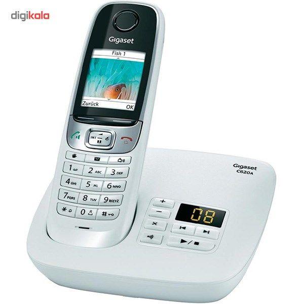 تلفن بی سیم گیگاست مدل C620 A main 1 3