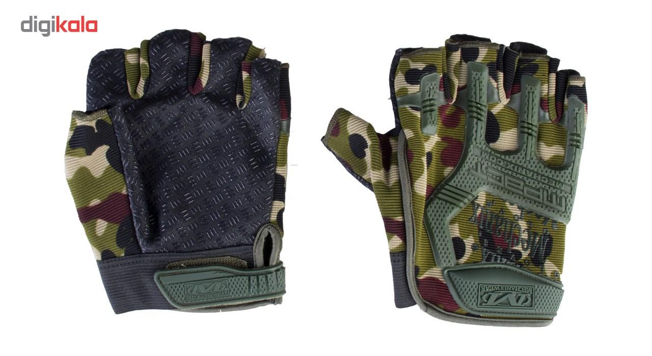دستکش ورزشی طرح نظامی
