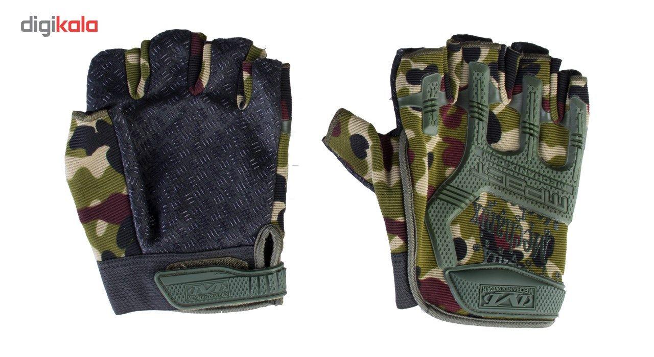 دستکش ورزشی طرح نظامی main 1 1